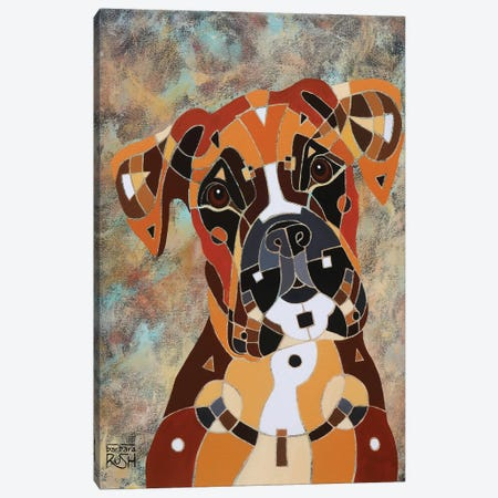 Never Boxed In Canvas Print #RUH150} by Barbara Rush Canvas Artwork