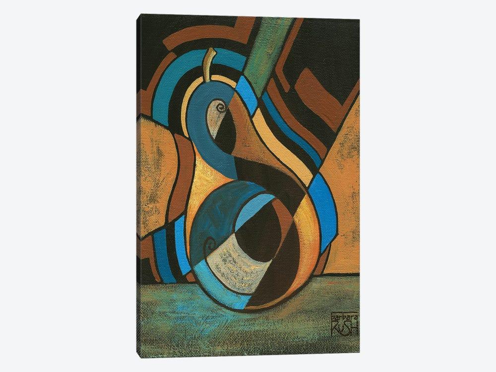 A Pear For Diego (Rivera) by Barbara Rush 1-piece Canvas Art Print