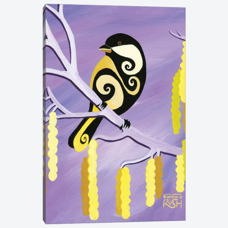 Don't Keep Your Music Inside Canvas Print #RUH45} by Barbara Rush Art Print
