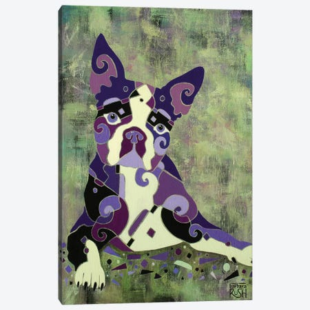 On Stand By Canvas Print #RUH75} by Barbara Rush Canvas Artwork