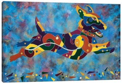 Psycho Delic Canvas Art Print