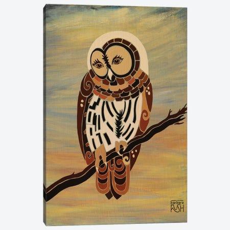 Purity In Natural Canvas Print #RUH87} by Barbara Rush Canvas Art Print