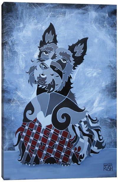 Scottish Thru And Thru Canvas Art Print