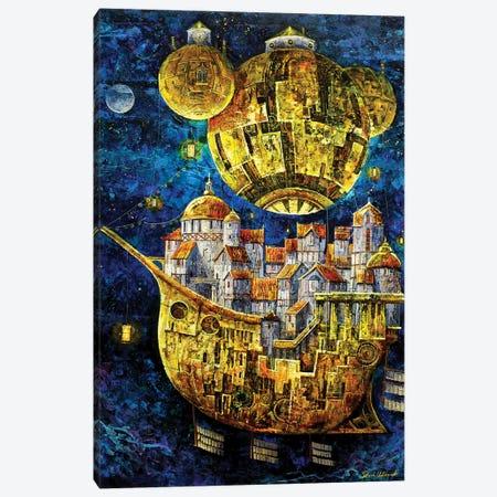 Hyperion Canvas Print #RUR12} by Roch Urbaniak Art Print