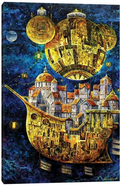 Hyperion Canvas Art Print
