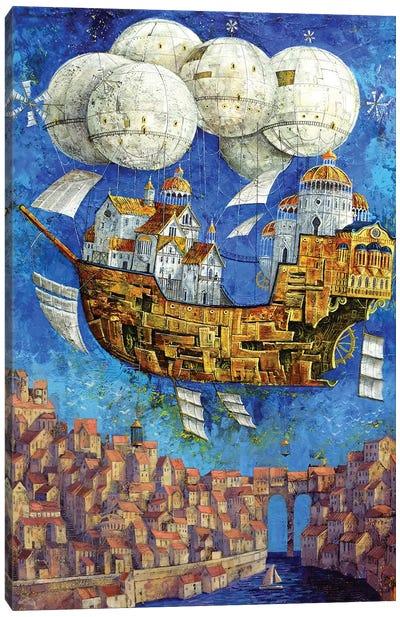 Ossendowski Canvas Art Print