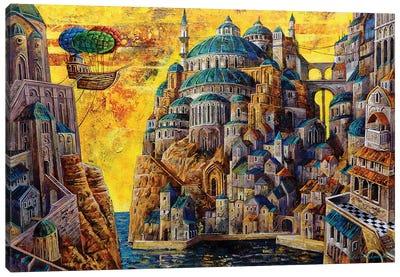 Bosphorus Canvas Art Print