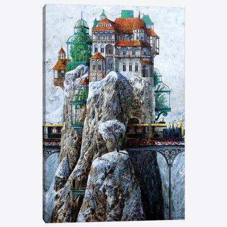 Botanical Station Canvas Print #RUR4} by Roch Urbaniak Canvas Art