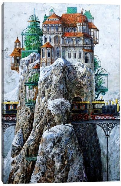 Botanical Station Canvas Art Print