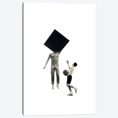 Block Canvas Print #RVE16} by Richard Vergez Art Print