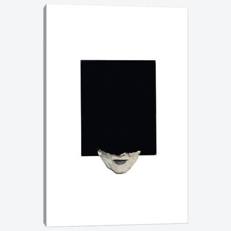 Cabeza Dura Canvas Print #RVE18} by Richard Vergez Canvas Artwork