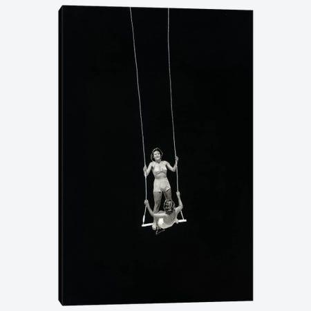 Swing Canvas Print #RVE27} by Richard Vergez Canvas Art