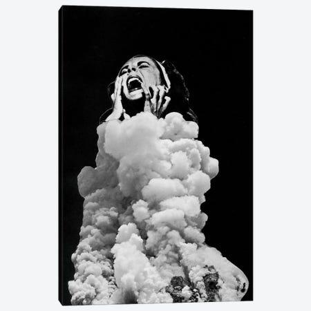 Collapse Canvas Print #RVE2} by Richard Vergez Canvas Wall Art
