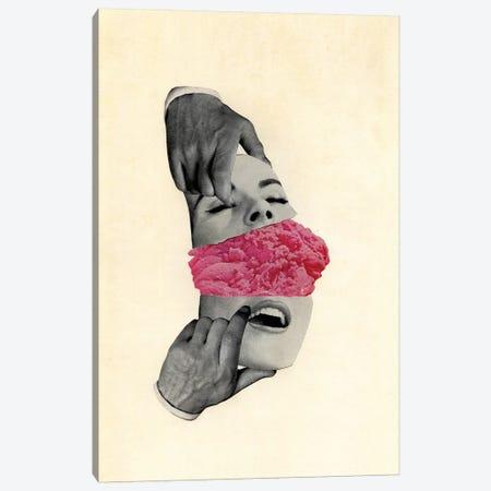 Eye Scream Canvas Print #RVE38} by Richard Vergez Canvas Artwork