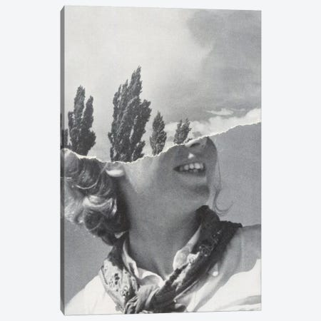 Head In The Clouds Canvas Print #RVE43} by Richard Vergez Art Print