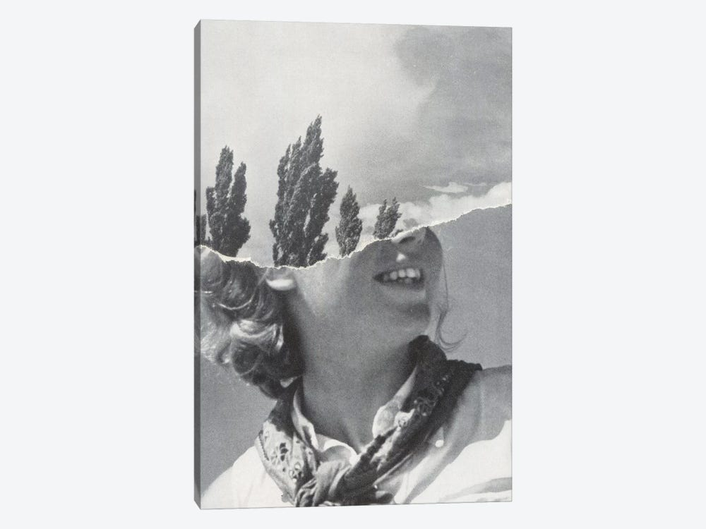 Head In The Clouds by Richard Vergez 1-piece Canvas Art