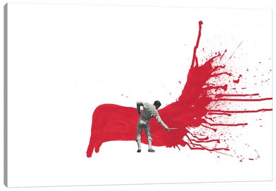 Matador I Canvas Art Print