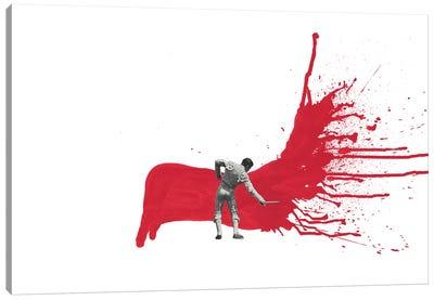 Matador I Canvas Art Print