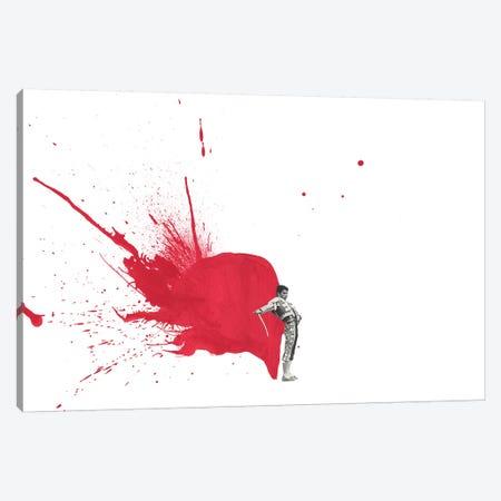 Matador III Canvas Print #RVE49} by Richard Vergez Canvas Art Print
