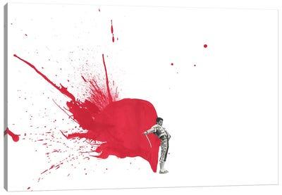 Matador III Canvas Art Print