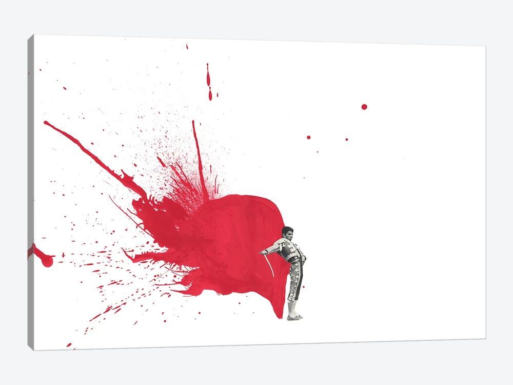 Matador III by Richard Vergez 1-piece Canvas Wall Art