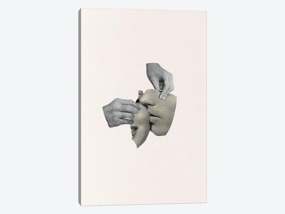 Match by Richard Vergez 1-piece Canvas Wall Art