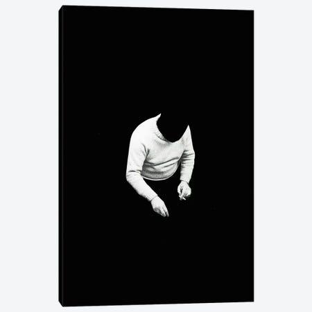 Vacant Life Canvas Print #RVE55} by Richard Vergez Art Print