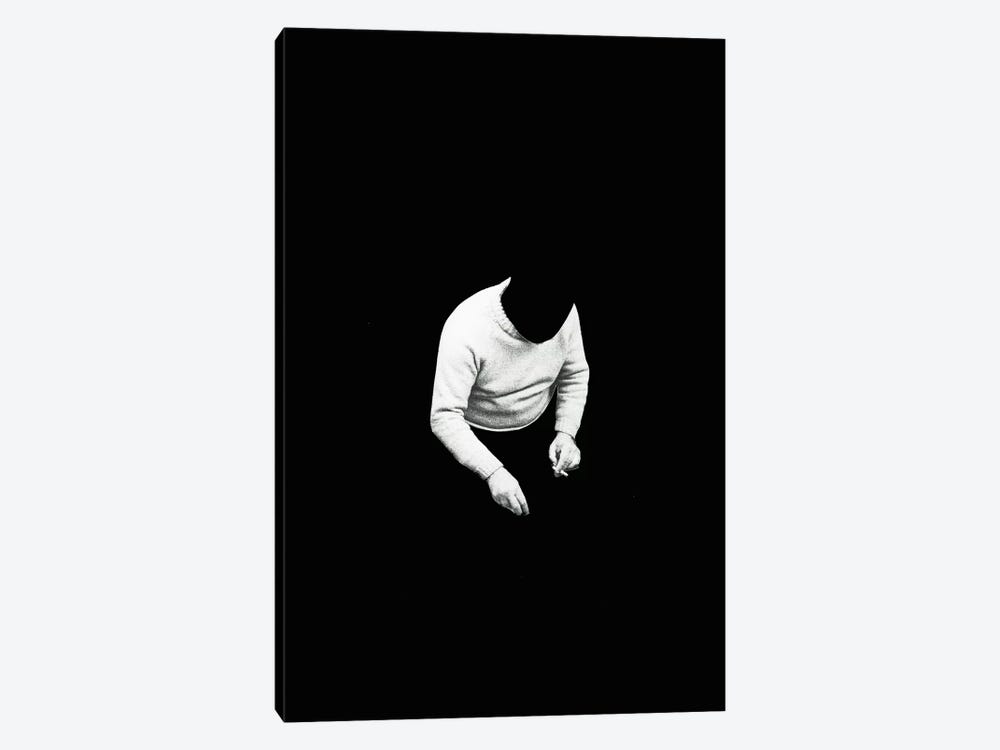 Vacant Life by Richard Vergez 1-piece Canvas Print