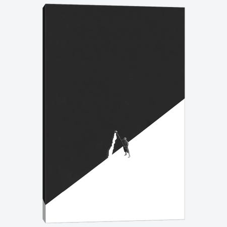 White Wash Canvas Print #RVE56} by Richard Vergez Canvas Print