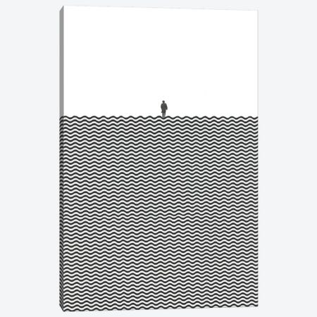 The Zone Canvas Print #RVE67} by Richard Vergez Canvas Art