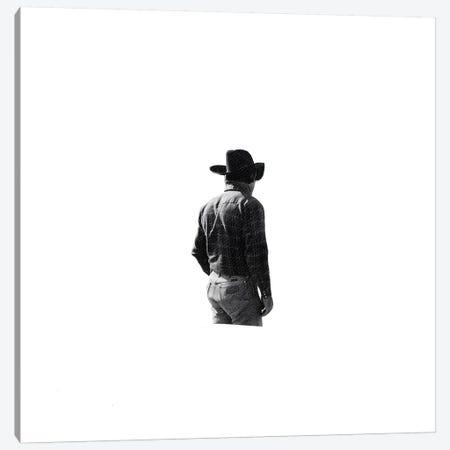 Lonesome Tonight Canvas Print #RVE7} by Richard Vergez Art Print