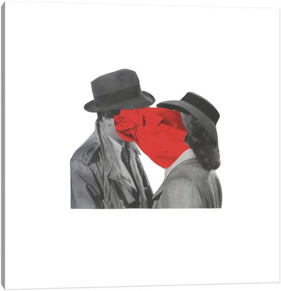 Look Of Love Canvas Print #RVE8
