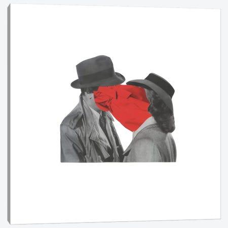 Look Of Love Canvas Print #RVE8} by Richard Vergez Canvas Art