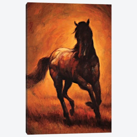 Stallion I Canvas Print #RVG1} by Ricardo Vargas Canvas Artwork