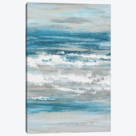 At The Shore I Canvas Print #RVI11} by Rita Vindedzis Canvas Wall Art