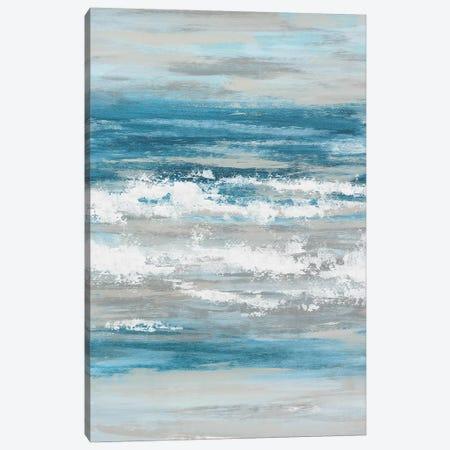 At The Shore I Canvas Print #RVI11} by Rita Vindedzis Canvas Wall Art