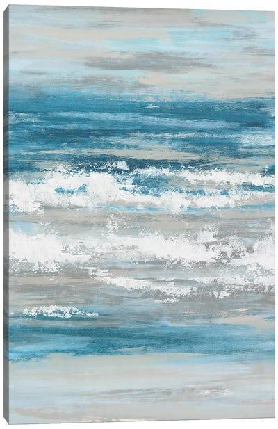 At The Shore I Canvas Art Print