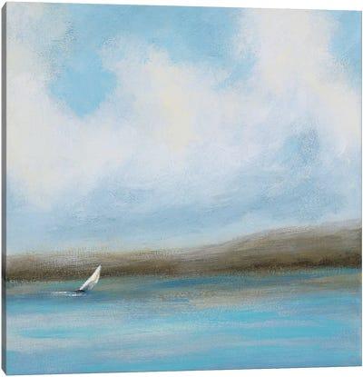 Sailing Day II Canvas Art Print