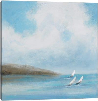 Sailing Day III Canvas Art Print