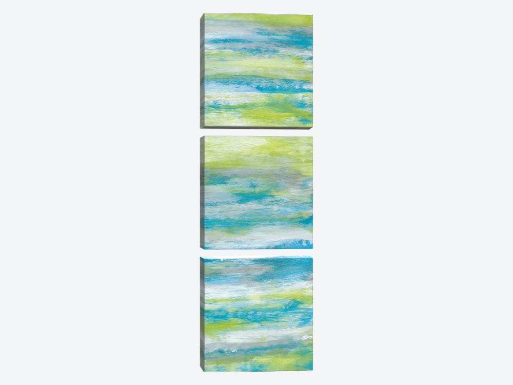 Blissful II by Rita Vindedzis 3-piece Canvas Wall Art