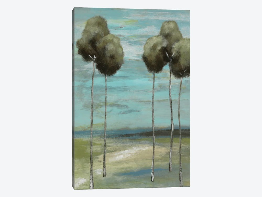 Fantastic I by Rita Vindedzis 1-piece Canvas Print