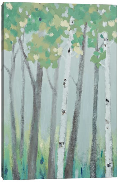 Forest View I Canvas Art Print
