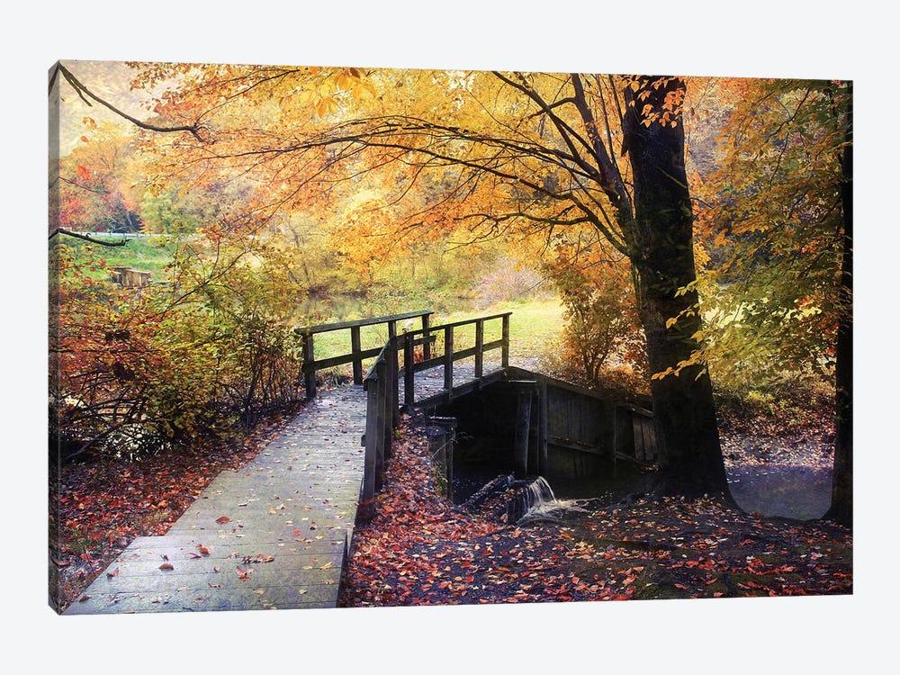 Foot Bridge by John Rivera 1-piece Art Print