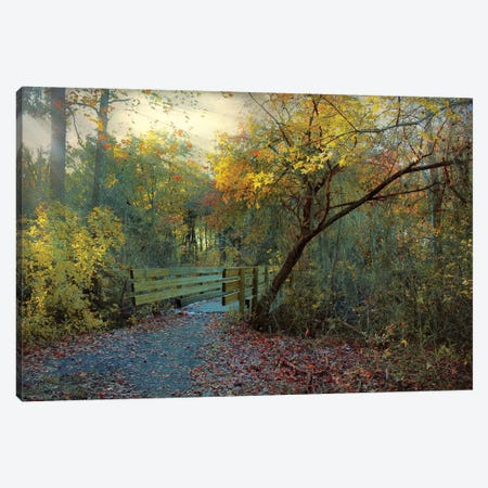 Good Morning Canvas Print #RVR15} by John Rivera Canvas Wall Art