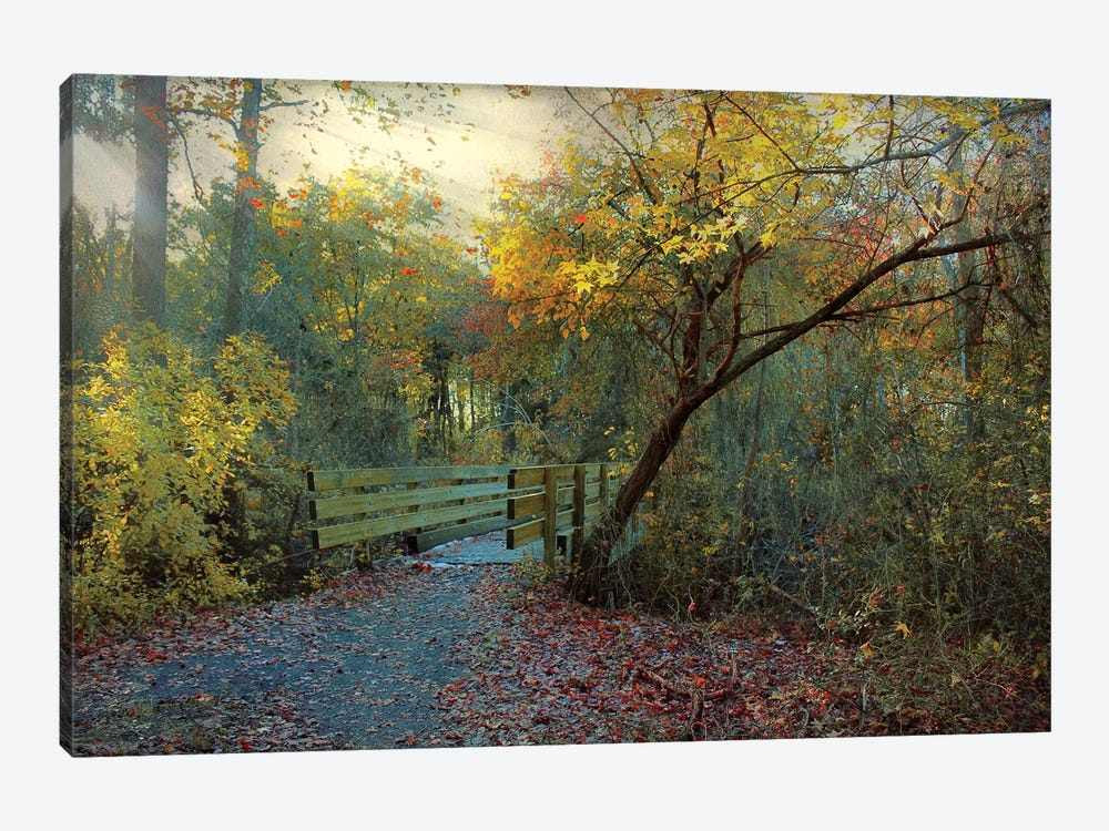 Good Morning by John Rivera 1-piece Canvas Print