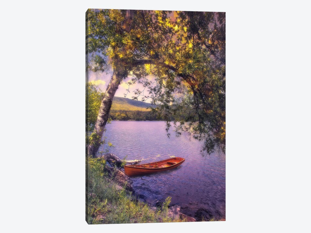 Summer Days by John Rivera 1-piece Canvas Art Print