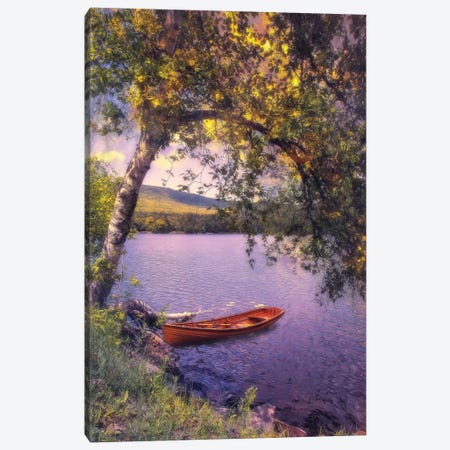 Summer Days Canvas Print #RVR26} by John Rivera Art Print