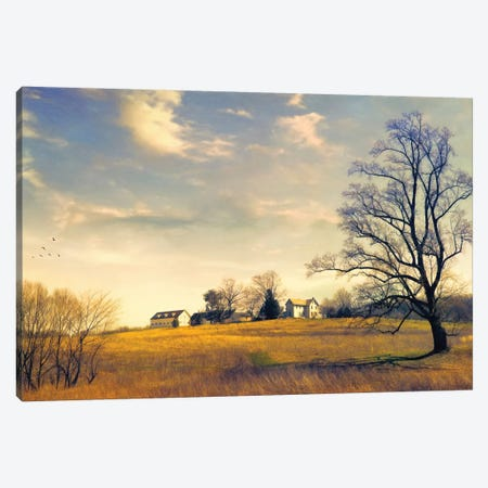 When I Come Back Canvas Print #RVR31} by John Rivera Canvas Print