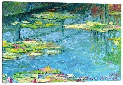 Lilies VI Canvas Print #RWA102