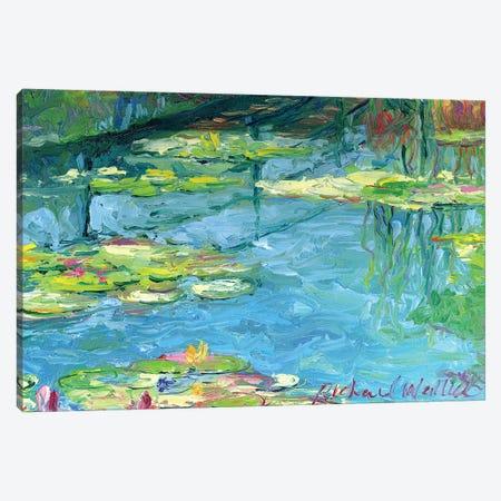 Lilies VI Canvas Print #RWA102} by Richard Wallich Art Print